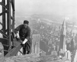 early steel worker
